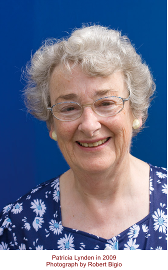 Patricia Lynden in 2009 Photograph by Robert Bigio